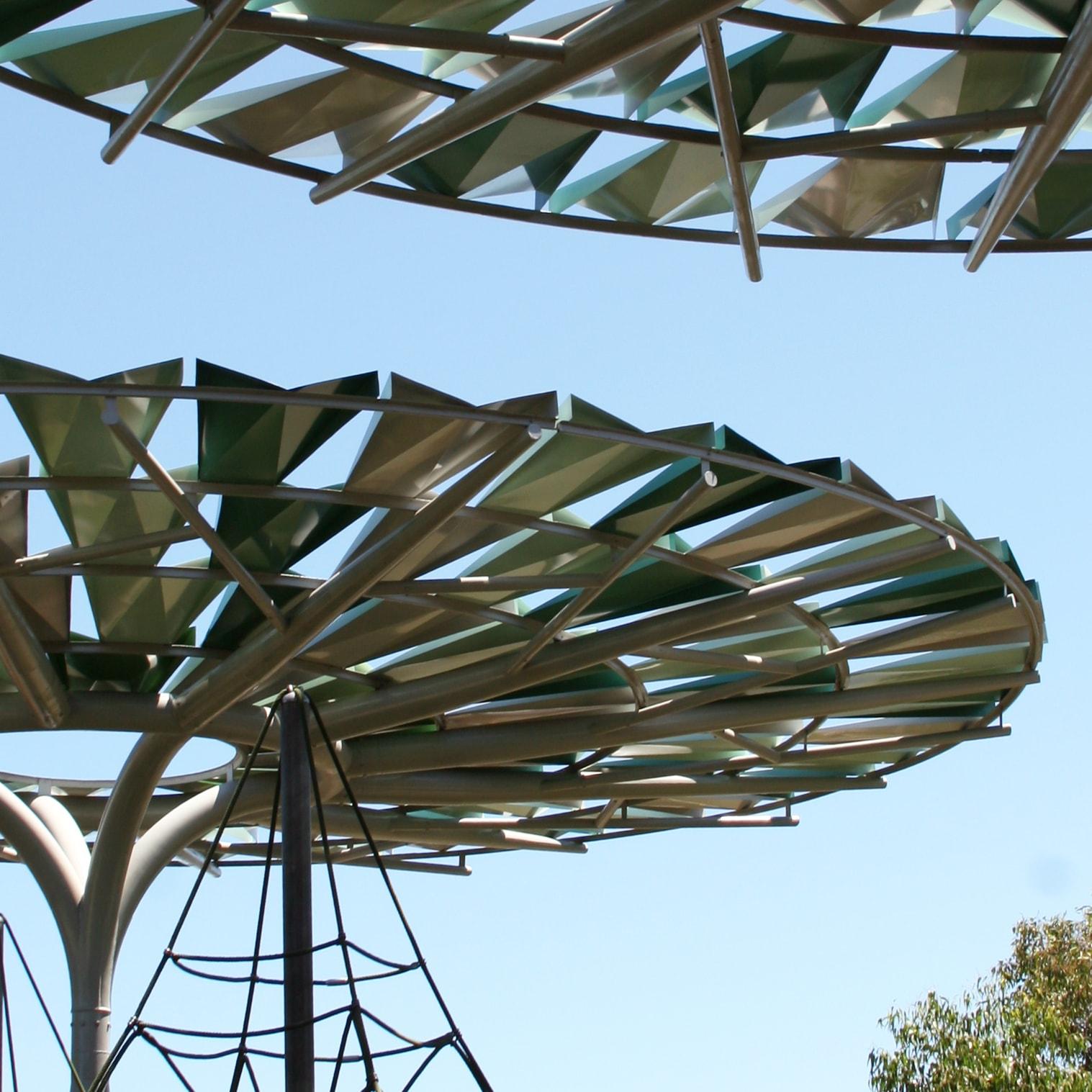 Syrinx Environmental - product - shade shelter